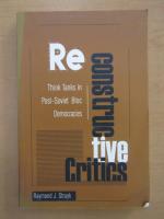 Anticariat: Raymond J. Struyk - Reconstructive critics