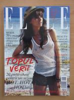 Anticariat: Revista Elle, nr. 163, iunie 2011