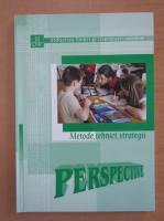 Revista Perspective, anul XI, nr. 1, 2010