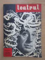 Anticariat: Revista Teatrul, anul VI, nr. 2, februarie 1961
