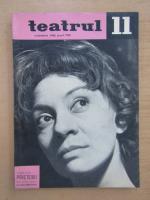 Anticariat: Revista Teatrul, anul VIII, nr. 11, noiembrie 1963