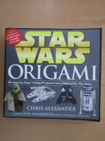Anticariat: Chris Alexander - Star Wars Origami