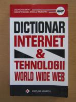 Anticariat: Dictionar internet si tehnologii World Wide Web