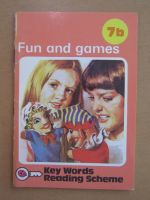 Anticariat: Fun and games. Key Words reading scheme 7b