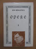 Ion Minulescu - Opere (volumul 1)