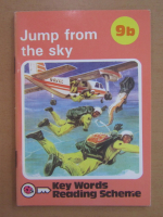 Anticariat: Jump from the sky. Key Words Reading Scheme