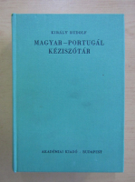 Anticariat: Kiraly Rudolf - Dicionario hungaro-portugues