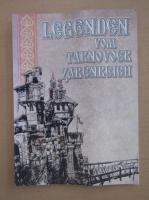 Anticariat: Legenden vom Tarnovoer Zarenreich