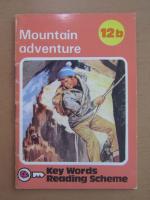 Anticariat: Mountain adventure. Key Words Reading Scheme 12b