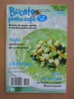 Anticariat: Revista Bucate pentru copii, nr. 23, mai 2012