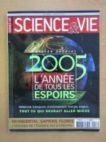 Anticariat: Revista Science et Vie, nr. 1048, ianuarie 2005