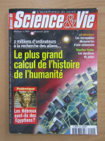 Revista Science et Vie, nr. 999, decembrie 2000
