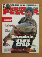 Anticariat: Revista Super Pescar, anul I, nr. 12, decembrie 2011