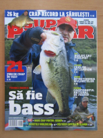 Anticariat: Revsita Super Pescar, anul II, nr. 18, iunie 2011