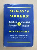 Anticariat: Ruben Nojd - McKay Modern English-Swedish and Swedish-English Dictionary