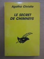 Anticariat: Agatha Christie - Le secret de chimneys