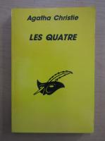 Anticariat: Agatha Christie - Les quatre