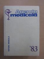 Anticariat: Agenda medicala 1983