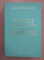 Analele institutului de cercetari pentru pomicultura Pitesti (volumul 1)