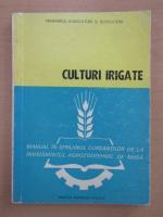 Culturi irigate