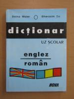 Doina Maier - Dictionar englez-roman