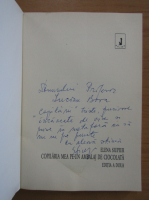 Anticariat: Elena Siupiur - Copilaria mea pe-un ambalaj de ciocolata (cu autograful autoarei)