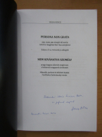 Anticariat: Hilda Hencz - Persona non grata (editie bilingva, cu autograful autoarei)