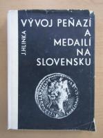 Anticariat: Jozef Hlinka - Vyvoj penazi a medaili na slovensku
