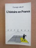 Anticariat: L'histoire en France