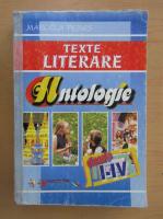 Anticariat: Marcela Penes - Texte literare. Antologie clasele I-IV