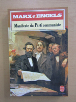Marx Engels - Manifeste du Parti communiste