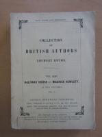 Anticariat: Maurice Hewlett - Collection of British Authors (volumul 2)