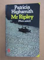 Anticariat: Patricia Highsmith - Mr Ripley