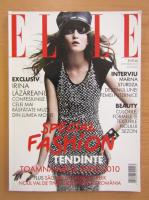 Anticariat: Revista Elle, nr. 142, septembrie 2009