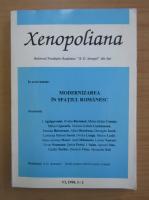Anticariat: Revista Xenopoliana, anul VI, nr. 1-2, 1998