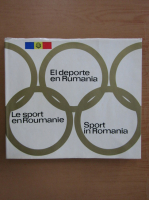 Anticariat: Romeo Vilara - Sport in Romania