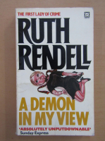 Anticariat: Ruth Rendell - A Demon in My View