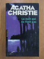 Anticariat: Agatha Christie - La nuit qui ne finit pas