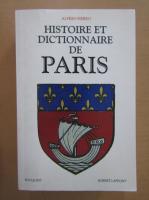 Alfred Fierro - Histoire et dictionnaire de Paris
