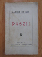 Alfred Mosoiu - Poezii