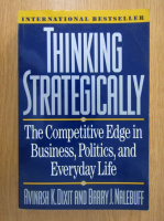 Avinash K. Dixit - Thinking Strategically