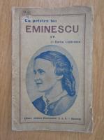 Anticariat: Barbu Lazareanu - Cu privire la: Eminescu, IV