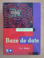 C. J. Date - Baze de date (volumul 8)