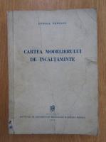 Anticariat: Cornel Popescu - Cartea modelierului de incaltaminte