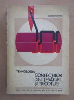 Anticariat: Gheorghe Ciontea - Tehnologia confectiilor din tesaturi si tricoturi