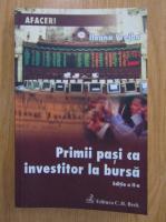 Ileana Vrejba - Primii pasi ca investitor la bursa (editia a II-a)