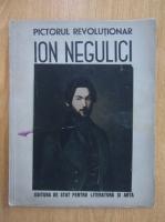Ion Negulici 1812-1851
