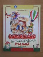 Anticariat: Mariana Mion Pop - Comunicare in limba moderna italiana, clasa a II-a