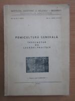 N. Cepoiu - Pomicultura generala. Indrumator de lucrari practice