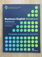Anticariat: Paul Emmerson - Business English Handbook Advanced